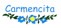 Logo Carmencita
