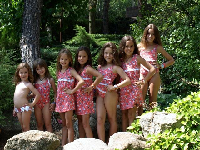 Baño Infantil Carmencita:Etiquetado como: bañadores , Verano 2013