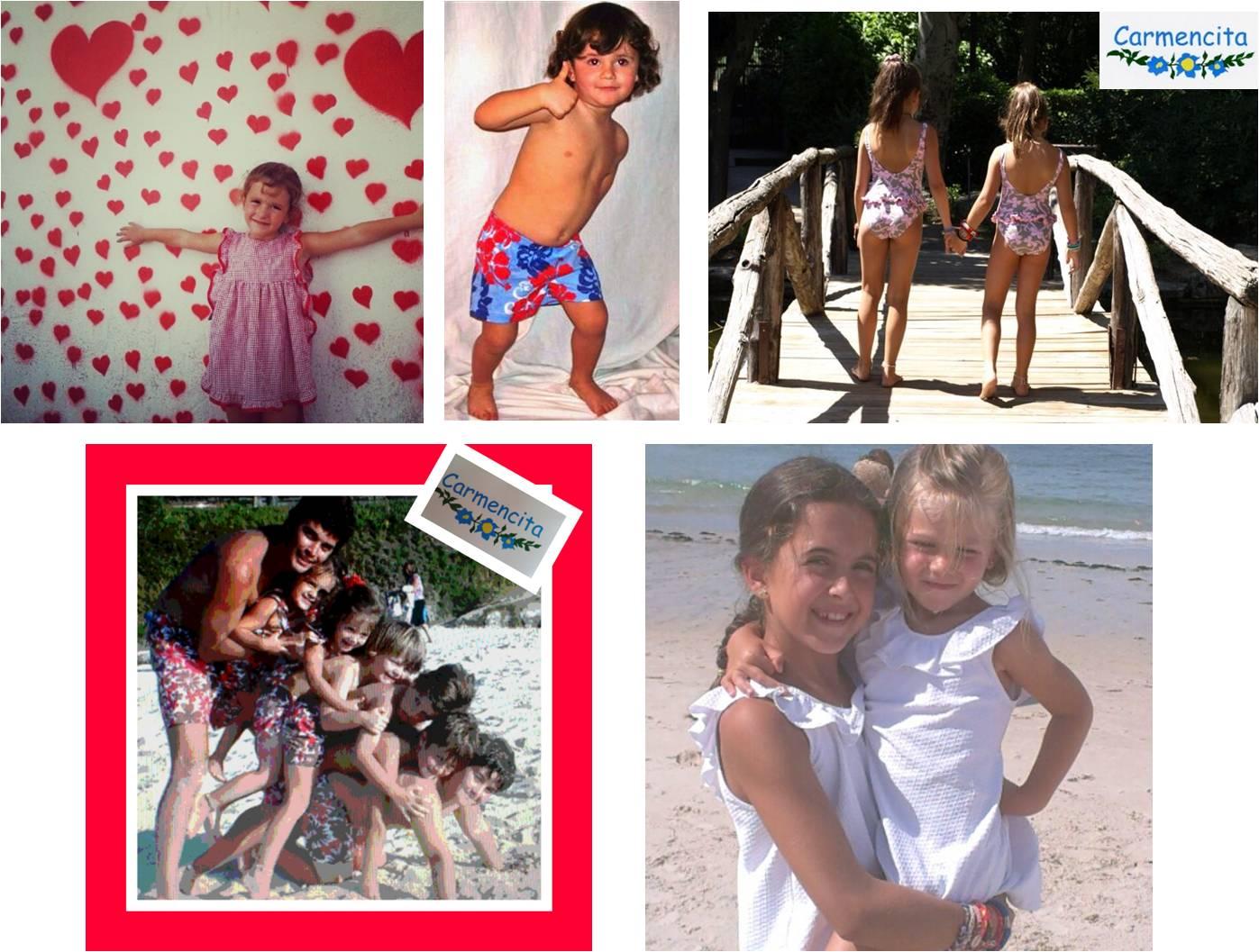 Baño Infantil Carmencita:Desde Carmencita Infantil os deseamos un Feliz San Valentín