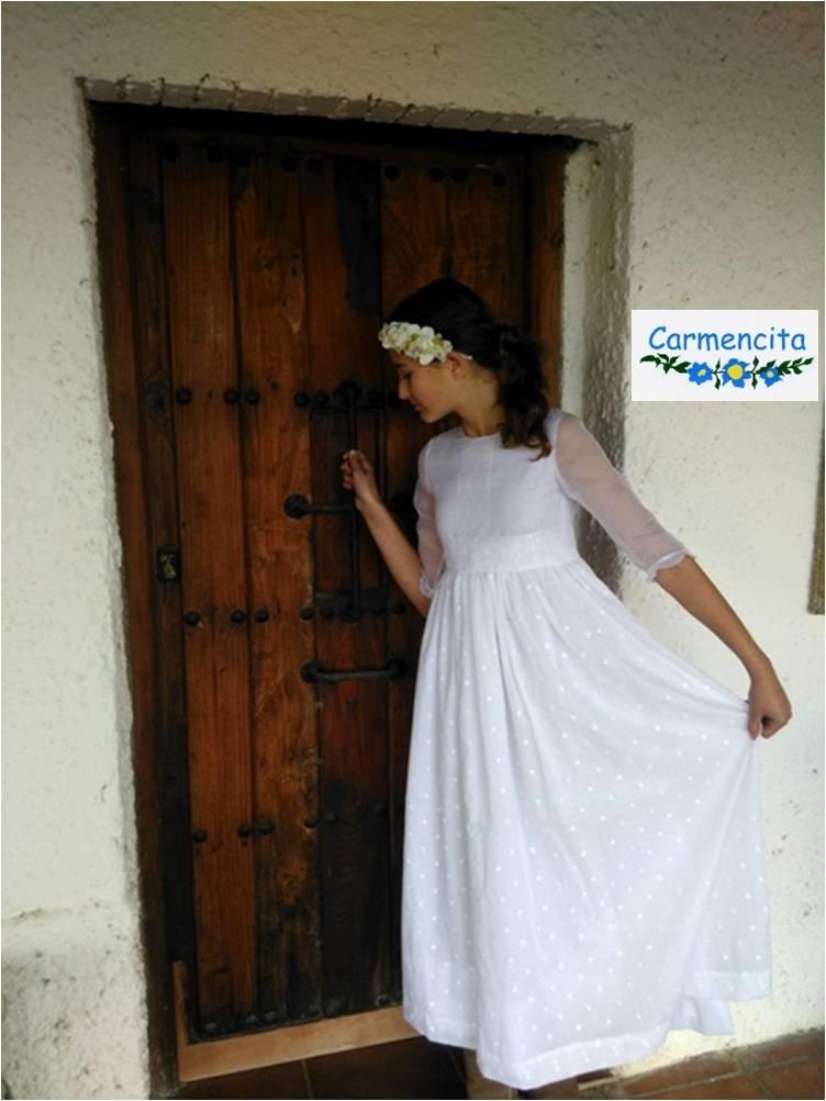 "Baño Infantil Carmencita: ""cheap"" de vestidos de Primera Comunión de Carmencita Infantil"